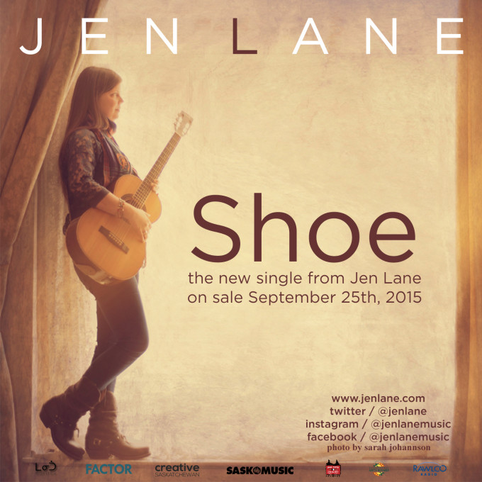 Jen Lane Shoe Single 2