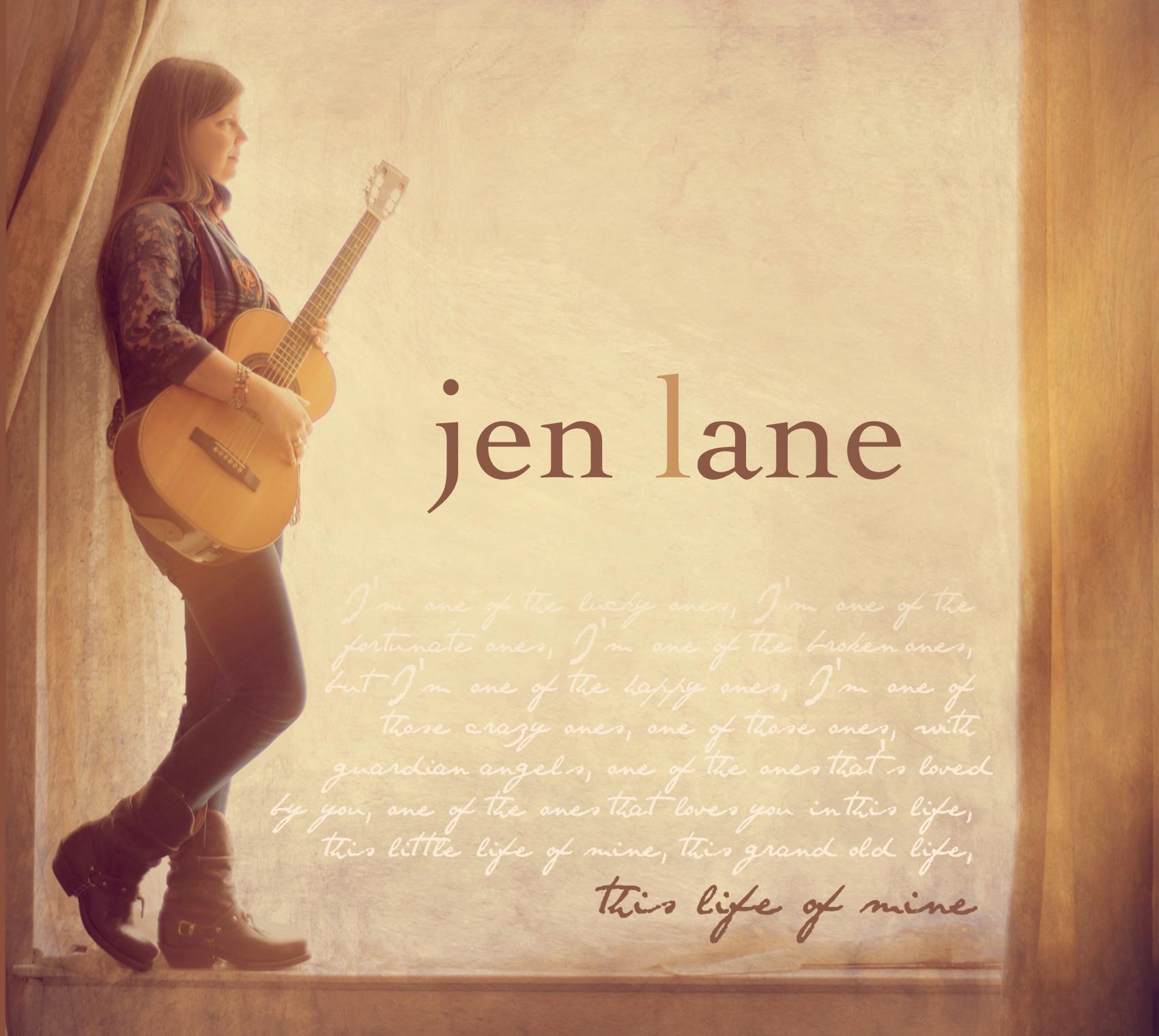 Jen Lane - Lyrics
