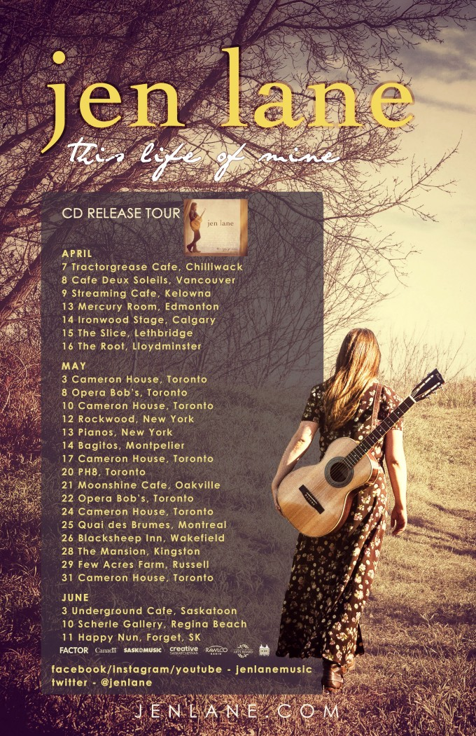 TLOM Release Poster - Multi Date - Full Tour
